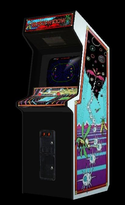 Retro Remake: Black Widow | StiGGy's Blog