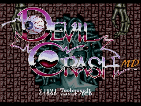 Devil Crash MD1